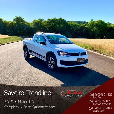 Saveiro Trendline 1.6 T.Flex 8V CE