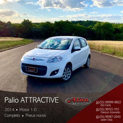 Palio ATTRACTIVE 1.0 EVO Fire Flex 8v 5p