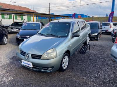 Clio Sedan Expression 1.0 16V