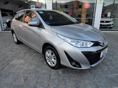 YARIS XL Plus Tech 1.3 Flex 16V Aut.