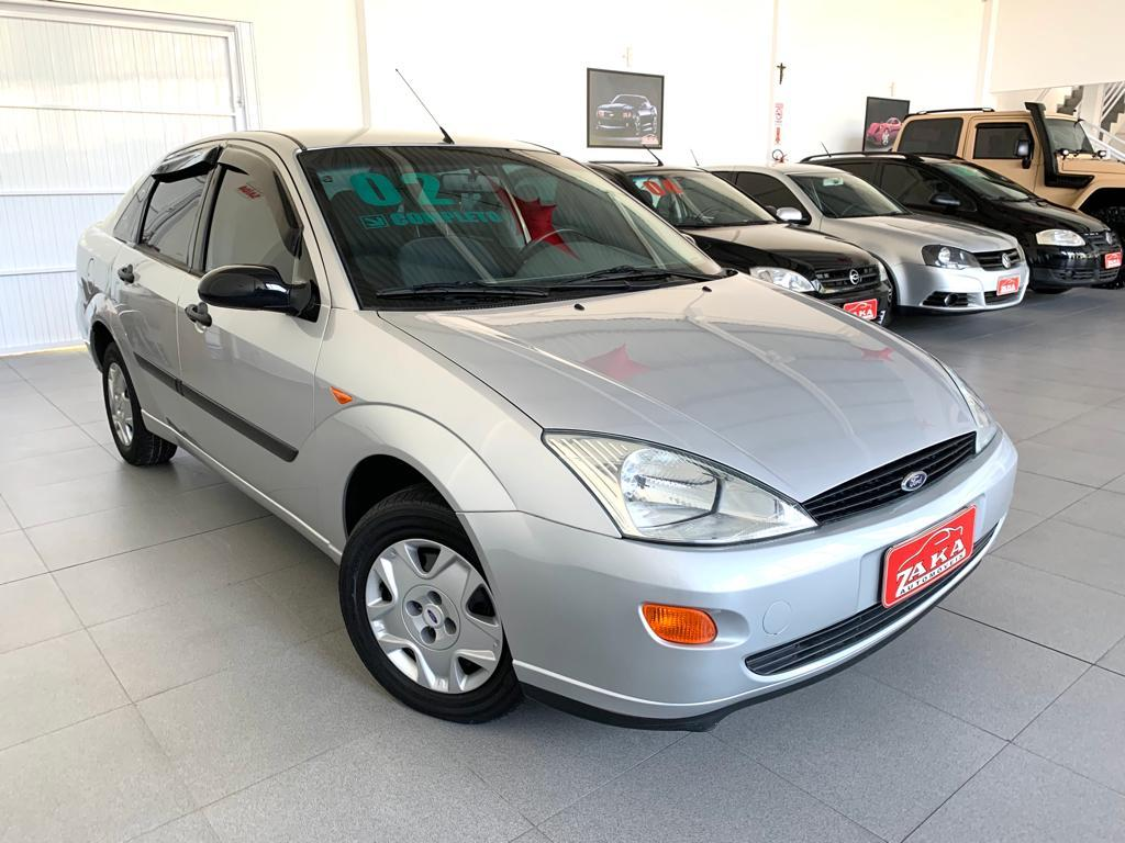Focus Sedan 2.0 16V/2.0 16V Flex 4p