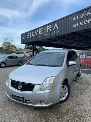 Sentra 2.0/ 2.0 Flex Fuel 16V Aut.