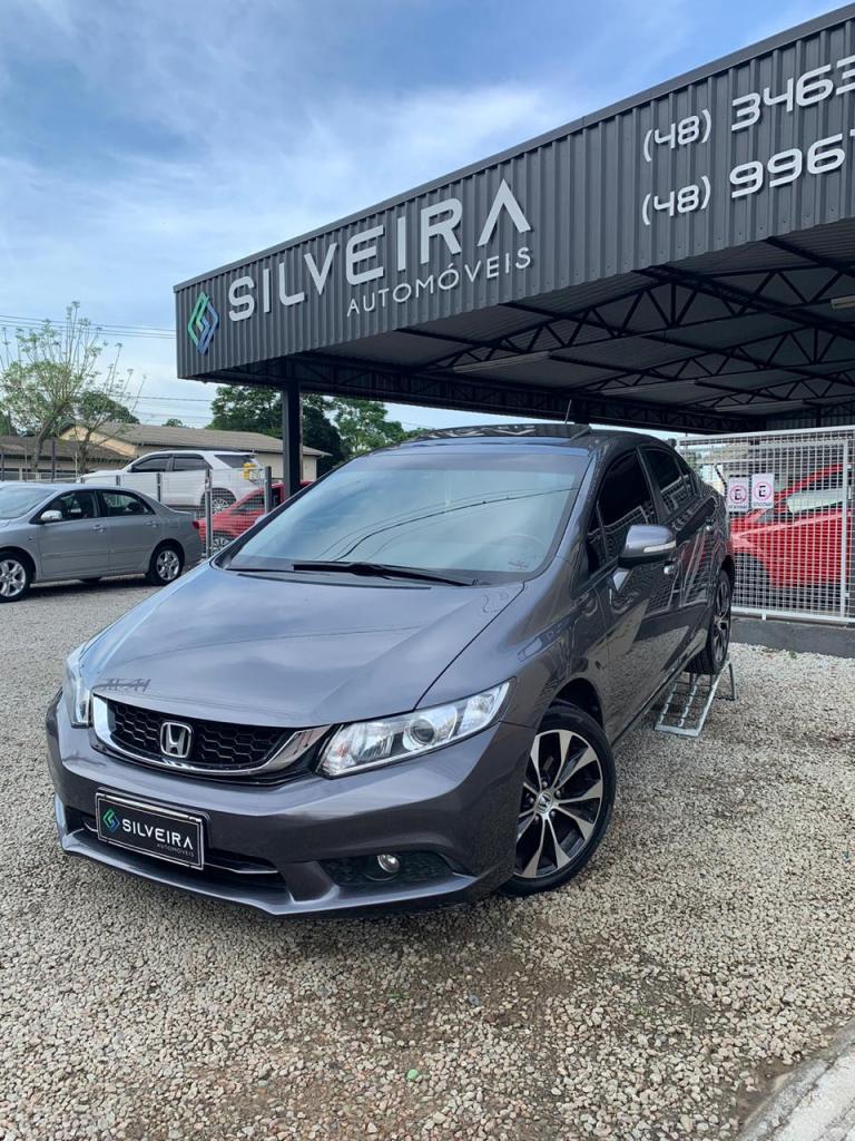 Civic Sedan EXR 2.0 Flexone 16V Aut. 4p