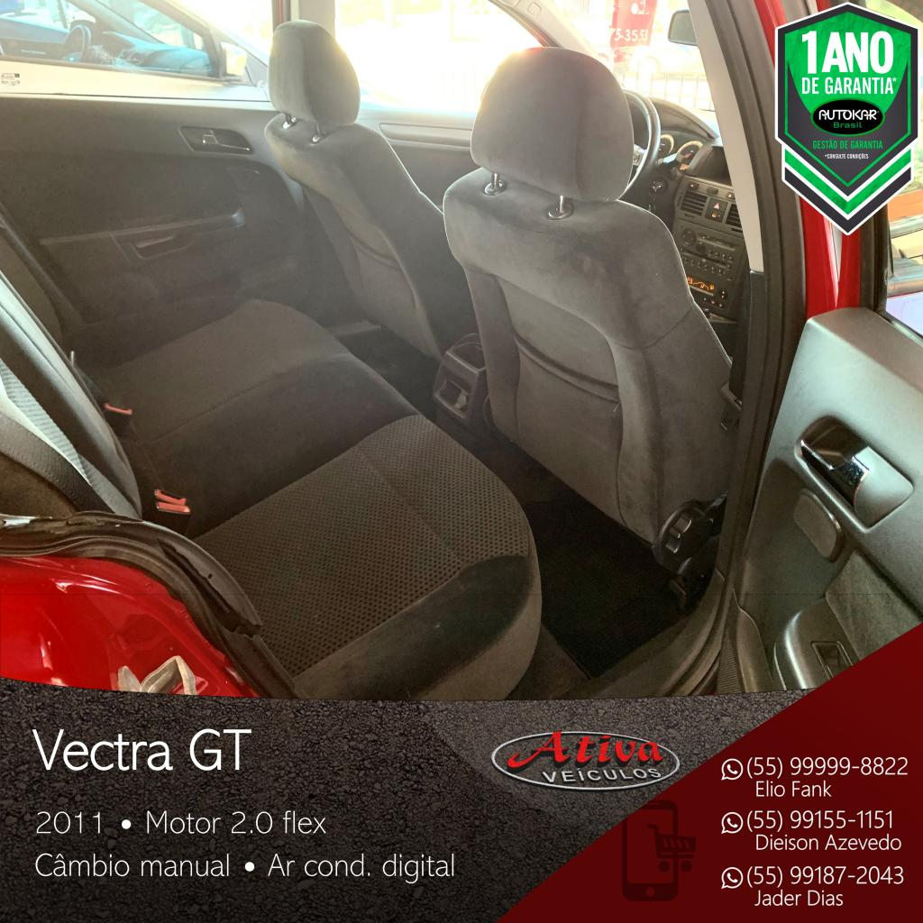 Vectra GT 2.0 FlexPower Mec.