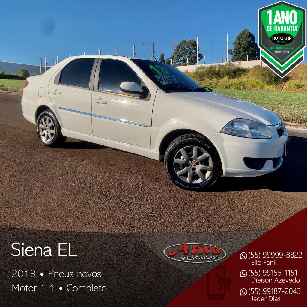 Siena EL 1.4 Completo