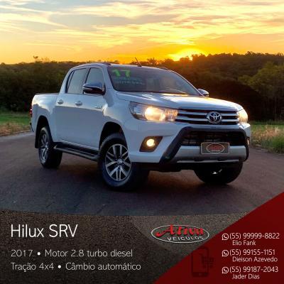 Hilux SRV 4x4 2.8 Diesel Aut.