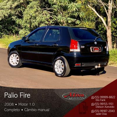 Palio 1.0 Fire Flex Completo