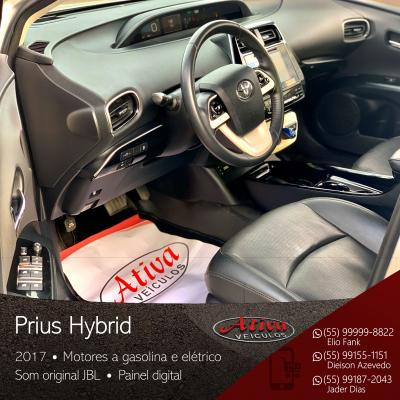 Prius Hybrid 1.8 Aut.