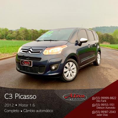 C3 Picasso Excl. 1.6 Flex 16V 5p Aut.