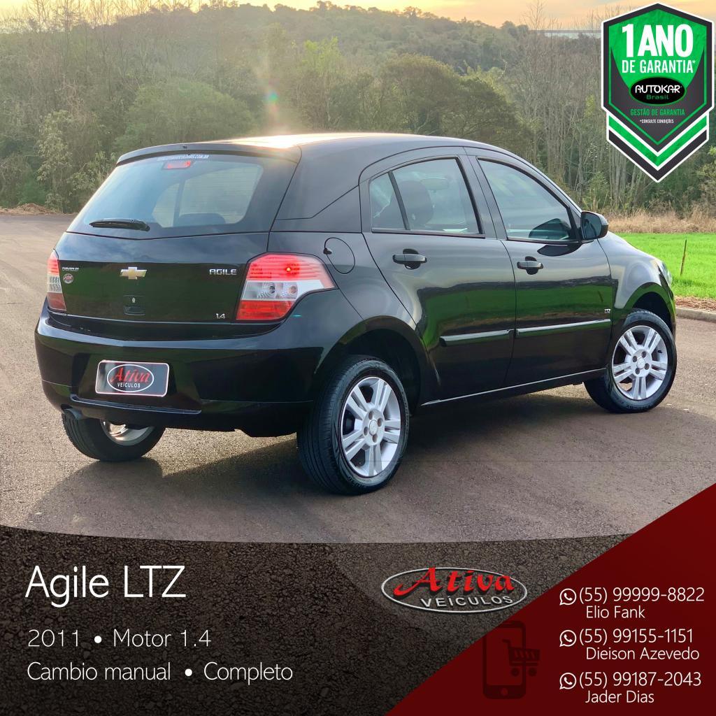 Agile LTZ 1.4 Completo