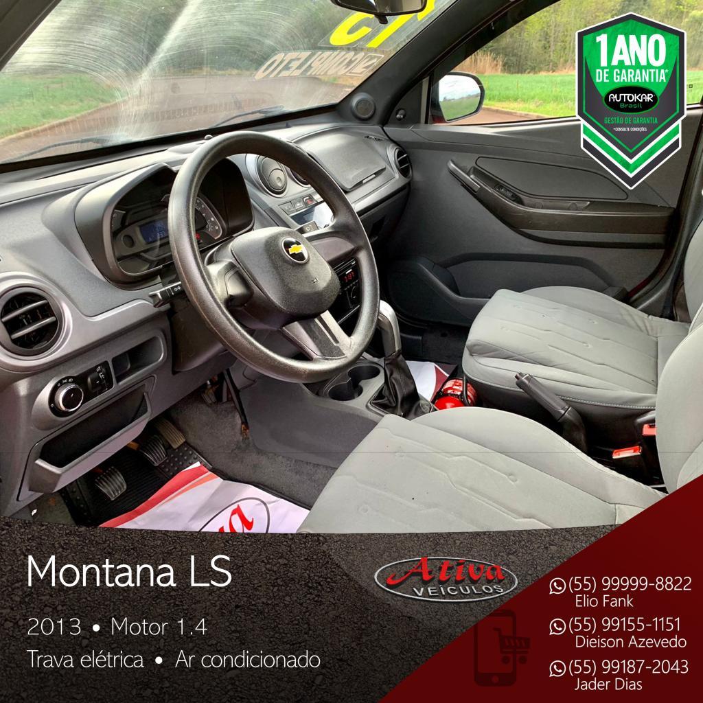 MONTANA LS 1.4 ECONOFLEX 8V 2p