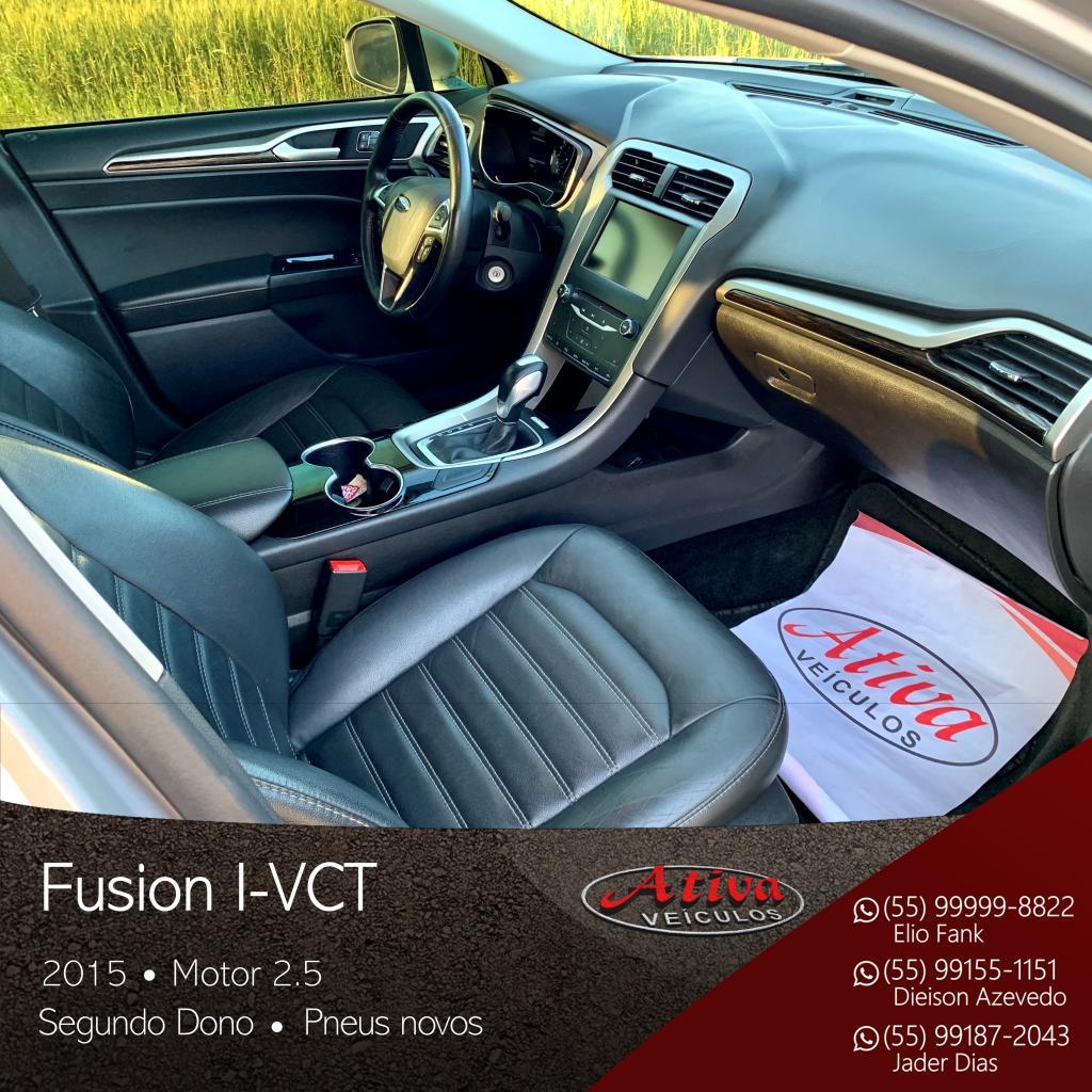 Fusion 2.5L I-VCT Flex Aut.