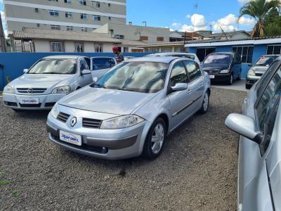Megane Sedan Dynamique 1.6