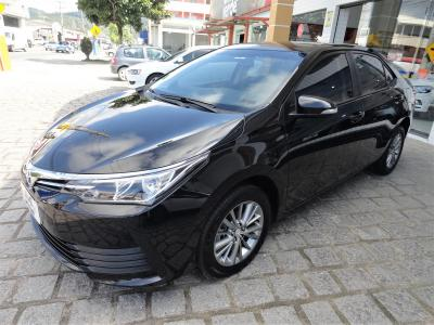Corolla GLi Upper 1.8 Flex 16V Aut.