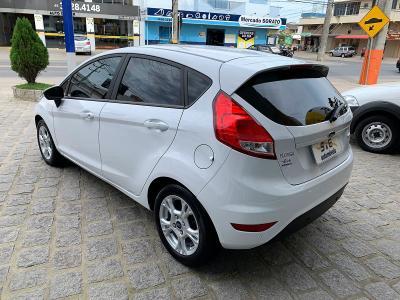 Fiesta SEL 1.6 16V Flex Mec. 5p