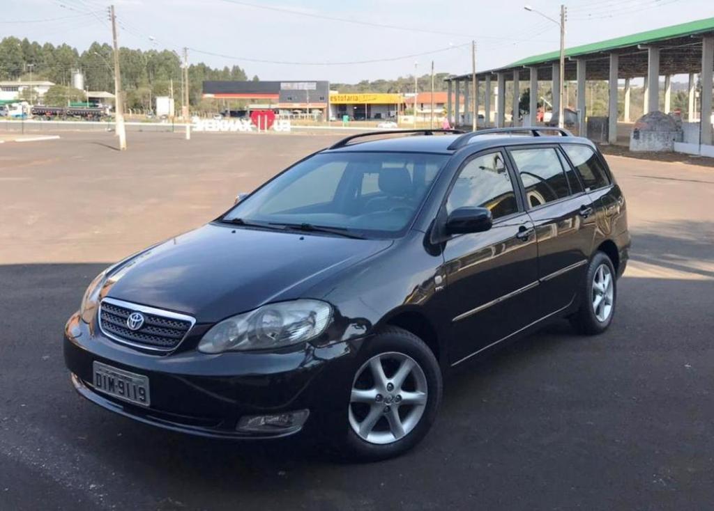 Corolla Fielder SW 1.8/1.8 XEi Flex Aut.