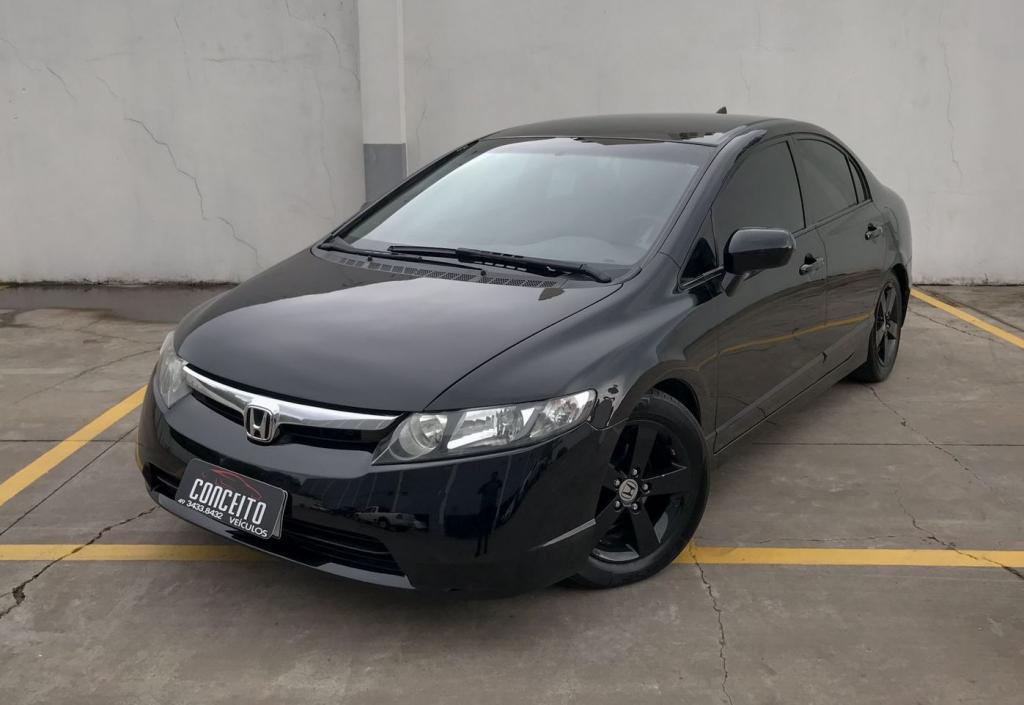 Civic Sedan LXS 1.8/1.8 Flex 16V Aut. 4p
